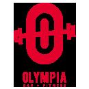Olympia Fitness & Bar – Blankenberge – West-Vlaanderen Logo